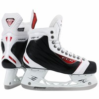 CCM RBZ 75 White Junior Ice Hockey Skates