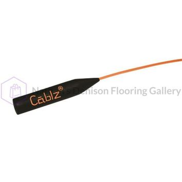 Cablz Zipz Adjustable Sunglasses Holder Orange 14in