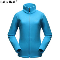 Fleece Jacket Women Windproof Thermal Outdoor Hiking Jacket Women Polartec Camping Climbing Mountain Jacket Women HWJ0106-5