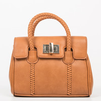 Mini Structured Crossbody Handbag