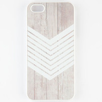 On Your Case Chevron Iphone 5/5S Case Wood One Size For Women 24925146101