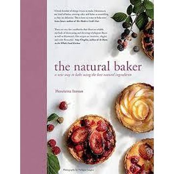 THE NATURAL BAKER BOOK