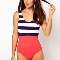 Mouille Santorini One Piece Swimsuit