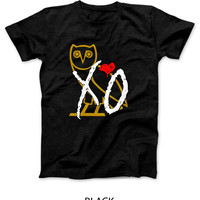 The Weeknd Ovo Owl Combination Mens T Shirt