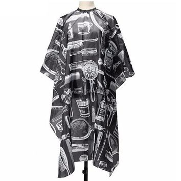 New Adult Salon Barbers Hair Cutting Cape Gown