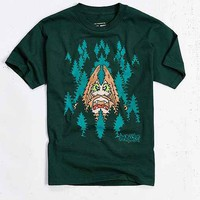 UO Artist Editions Bigfoot Trees Tee