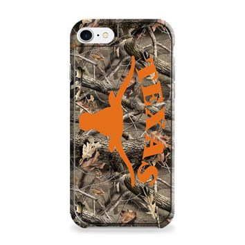 Texas Longhorns (camo branches) iPhone 6 | iPhone 6S Case