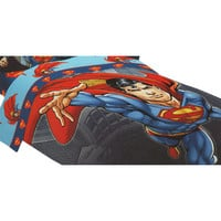 DC Comics Superman Twin Bed Comforter Prime Hero Bedding