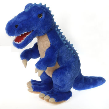 "18.5"" blue dinosaur Case of 12"