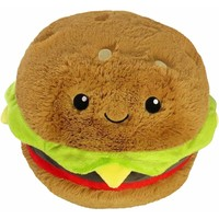 Squishable Comfort Food Hamburger 15""