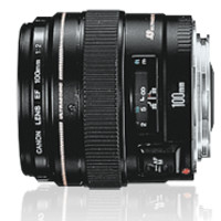 Canon U.S.A. : Consumer & Home Office : EF 100mm f/2 USM