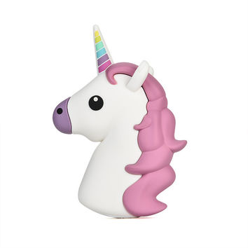 WILDE UNICORN MOBILE CHARGER
