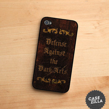 iPhone 5 Case Harry Potter Defense Against the Dark Arts iPhone 5S Case, iPhone 4/4S Case, iPhone 5C Case