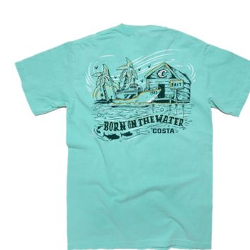 Locals Comfort Color Tee
