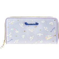 Buy Sanrio Cinnamoroll Rainbow Zipped Long Wallet with 3D Logo at ARTBOX