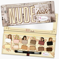 the Balm theBalm Nude tude 12 Colours
