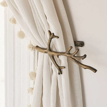Branch Curtain Tie-Back | Urban Outfitters