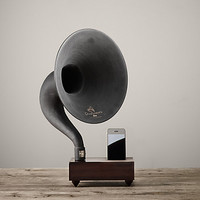 Gramophone for iPhone® and iPad® | Restoration Hardware