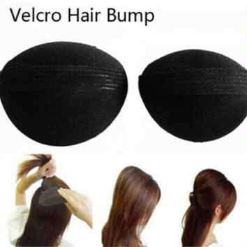 JETTING 1sets(2pcs) Hair Base Bump Styling Insert Tool Volume Bumpit Princess Base Insert updo BB petit pin Styling Tool