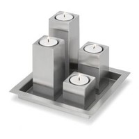 Blomus Edo Tealight Holder Set Candle Holders