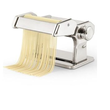 Stainless Steel Manual Pasta Maker Noodle Machine Maker
