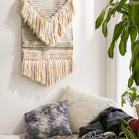 Magical Thinking Textured Shaga Wall Hanging | Urban Outfitters