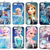Disney frozen Phone Cases, iPhone 5 Case, iPhone 5S/5C Case, iPhone 4/4S Case, Samsung Galaxy S4 case, Galaxy S3 case-500450