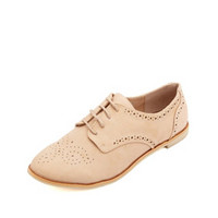 LACE-UP BROGUE OXFORD