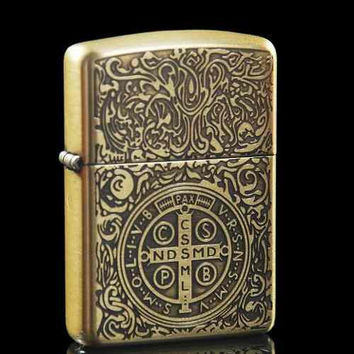 Zippo Constantine movie replica with Keanu by sandrogreenhouse