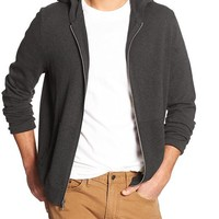 Banana Republic Mens Factory Textured Hoodie