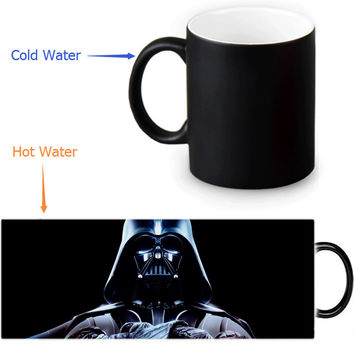 star wars Color change Cup