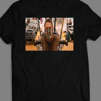 MADMAX MOVIE SCENE PHOTO T-SHIRT