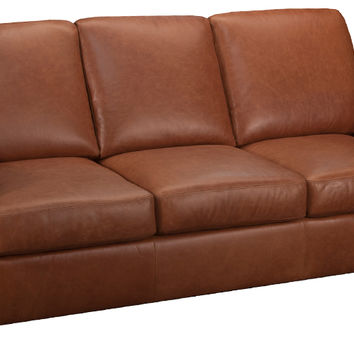 Shop Leather Queen Sleeper Sofa on Wanelo