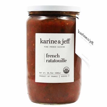 Karine & Jeff Organic French Ratatouille Soup 24.3 oz