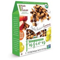 Made In Nature® Apple Cinnamon Fusion Organic Dried Fruit 5 oz