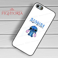 Disney Lilo and Stitch Aloha -snnh for iPhone 6S case, iPhone 5s case, iPhone 6 case, iPhone 4S, Samsung S6 Edge