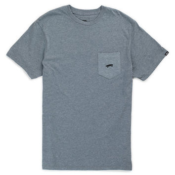 Everyday Pocket T-Shirt | Shop Mens Tees At Vans