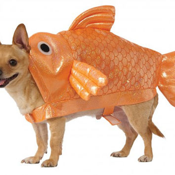 Goldfish Koi Dog Costume