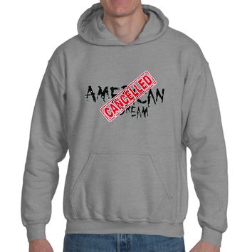 American Dream| Heavy Blend™ Fleece Hoodie | Underground Statements