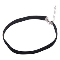 SIMPLE CHOKER NECKLACE - EMODA Global Online Store