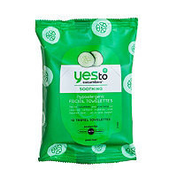 Yes to Cucumbers On-The-Go Facial Towelettes 10 Ct. Ulta.com - Cosmetics, Fragrance, Salon and Beauty Gifts