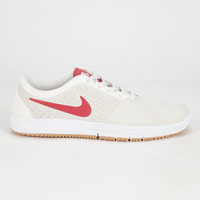 Nike Free Sb Nano Mens Shoes Summit White/White/Gym Red  In Sizes