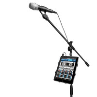 iRig Mic Handheld Microphone for iOS Devices at Brookstone. Buy Now!