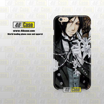 Black Butler Kuroshitsuji Anime Manga iPhone Case Cover Series