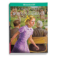 American Girl® Dolls: Missing Grace: A Kit Mystery - Paperback