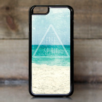 Hipster's Free Spirit Ocean Triangle Case for Apple iPhone 6