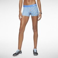 "Nike Store. Nike Pro Essential Printed 2.5"" Women's Shorts"