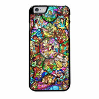 disney all character case for iphone 6 plus 6s plus