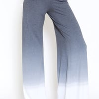 Saint Grace Wide pant in black ow