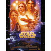 Star Wars: Episode IV A New Hope Poster